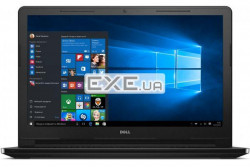"Ноутбук Dell Inspiron 3552 15.6"" Celeron N3060 4GB 500GB DVD Intel HD Linux Black (I35C45DIL-60)"