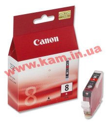 Чернильница Canon CLI-8R Red (0626B001)
