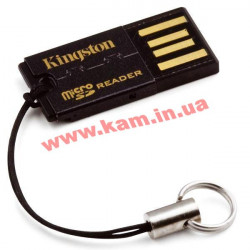 Кардридер KINGSTON USB microSD Reader (FCR-MRG2)