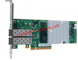 Сетевая карта Qlogic 10Gb Dual Port Intelligent, x8 PCIe, no transceivers {QLE3242-C (QLE3242-CU-CK)