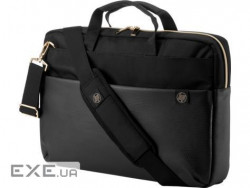A bag HP 15.6 Duotone Gold Briefcase (4QF94AA)