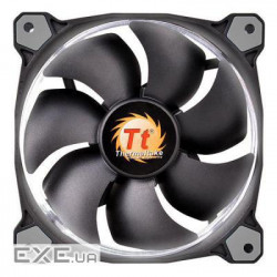 Корпусный вентилятор Thermaltake Riing 12 White LED (CL-F038-PL12WT-A)