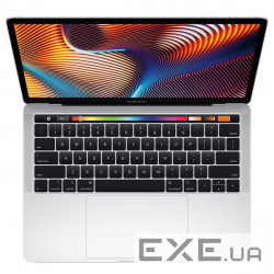 13-inch MacBook Pro with Touch Bar: 2.3GHz quad-core 8th-generation Intel Core i5 proces (MR9U2UA/A)
