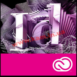 InDesign CC Multiple Platforms Multi European Languages 1 USER 1 Year (65227461BA03A12)