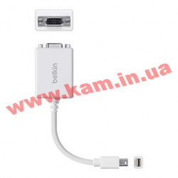 Адаптер Belkin Displayport Mini To VGA F F2CD049b (F2CD049b)