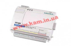 Ethernet micro RTU controller with 8 TCs and 4 DOs, -40 to 75C operating temperatu (ioLogik E2262-T)