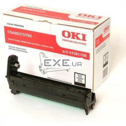 Фотокондуктор OKI EP-CART Black for C5600/ 5700,20 000 Pages (43381708)