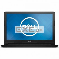 "Ноутбук Dell Inspiron 3552 15.6"" Celeron N3060 4GB 500GB Intel HD Linux Black (I35C45DIL-6B)"