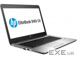 Ноутбук HP EliteBook 840r G4 14FHD AG/ Intel i5-7200U/ 8/ 256F/ int/ W10P (3ZG09EA)