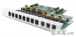 Плата расширения Panasonic KX-TE82483X для KX-TES824 8 Hybrid EXT Expansion Unit + 3 C (KX-TE82483X)