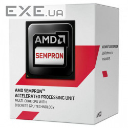 Процессор AMD Sempron X2 2650 1.45GHz/ 1MB (SD2650JAHMBOX)