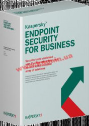 Kaspersky Endpoint Security for Business - Core Educational 1 year Band M: 15-19 (KL4861OAMFE)