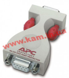 Фильтр APC 9 Pin Serial Protector for DCE (PS9-DCE) ProtectNet 9 PIN (PS9-DCE)