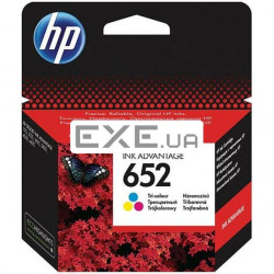 Картридж HP No.652 DJ Ink Advantage 1115/ 2135/ 3635/ 3835 Color (F6V24AE)