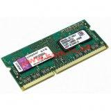Оперативная память Kingston 4Gb DDR3 1333MHz sodimm KVR13S9S8/4BK