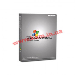 ПО Windows Svr Std 2003 R2 w/ SP2 32-bit/ x64 English Disk Kit MVL CD (P73-02703)