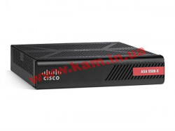 Межсетевой экран Cisco ASA 5506-X with FirePOWER services, 8GE, AC, DES (ASA5506-K8)