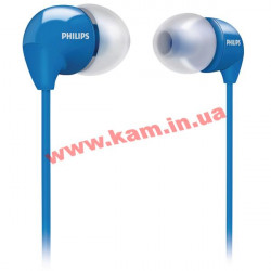 Наушники Philips SHE3590BL/10 Blue (SHE3590BL/10)