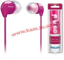 Наушники Philips SHE3590PK/10 Pink (SHE3590PK/10)