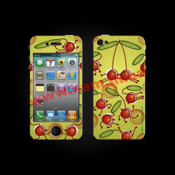 Скин для iPhone 3G/ 3GS BODINO CHERRY HOP!. Дизайнер - Valentine Edelmann/ Размер: 57х1х113 (70033)