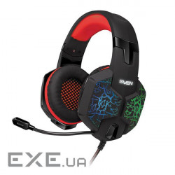 Наушники SVEN AP-U988MV Black-Red