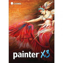 Painter X3 License Media Pack (LMPPTRX3IEPCMEU)