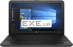 "Ноутбук HP 250 15.6""AG Intel N3060 4GB 500GB HD400 BT WiFi DOS (W4M65EA)"