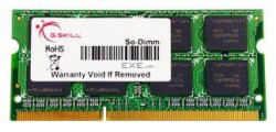 Оперативная память G.Skill SO-DIMM DDR3 4GB 1066 MHz (F3-8500CL7S-4GBSQ)