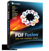 Corel PDF Fusion 1 License ML (1-10) (LCCPDFF1MLA)