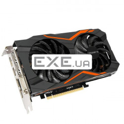 Видеокарта GIGABYTE GeForce GTX 1050 Ti G1 Gaming 4G (GV-N105TG1 GAMING-4GD)