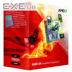 Процессор AMD A4-4020 X2 (AD4020OKHLBOX)