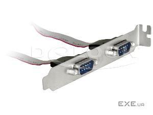 tragant Планка корпусна Tragant (Germany) PinHeader->COMDB9x2M/ F,планка 0.4m (70.08. 70.08.9268-100