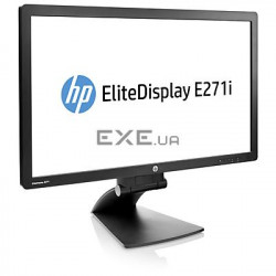 Монитор HP EliteDisplay E271i LED Monitor D7Z72AA (D7Z72AA)