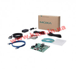 Starter Kit for MiiNePort W1 (with W1 Module), w/ adapter (MiiNePort W1-ST)