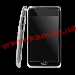Чехол MACALLY FLEXFIT-T3 Flexible clear protective case for iPod touch
