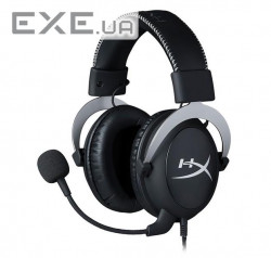 Гарнiтура HyperX Cloud Pro Gaming Headset Silver (HX-HSCL-SR/NA)