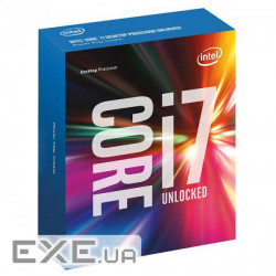 Процессор Intel Core i7-7700K 4/ 8 4.2GHz 8M LGA1151 box (BX80677I77700K)