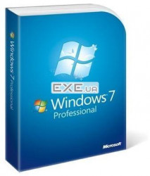 Операционная система Microsoft Windows 7 SP1 Professional 32-bit Rus OEI (FQC-04671)