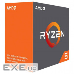 Процессор AMD Ryzen 5 1400 3.2GHz/ 5GT/ sAM4/ 8MB BOX (YD1400BBAEBOX)