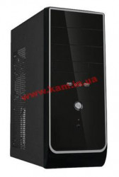 Корпус LogicPower 0111 400W Black (0111-400W)