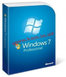 ПО Microsoft Windows 7 SP1 Professional 64-bit SP1 Russian 1pk DVD (FQC-04673)