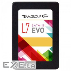 SSD накопитель TEAM L7 Evo 60 GB (T253L7060GTC101)