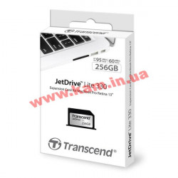 "Карта памяти Transcend JetDrive Lite 256GB Retina MacBook Pro 13"" Late2012-Early2015 (TS256GJDL330)"