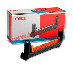 Картридж OKI EP-Cartridge C9300/ 9500 CyanImage Drum, 30.000 Pages (41963407)