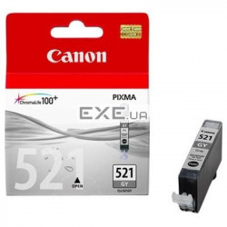 Картридж Canon CLI-521C (Cyan) MP540/ 630 510 стр@5% (А4) для PIXMA MP540/ 630 (2934B004)