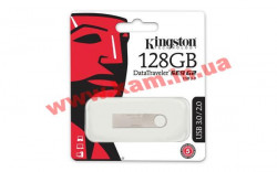 USB накопитель 3.0 Kingston 128GB (DTSE9G2/128GB)