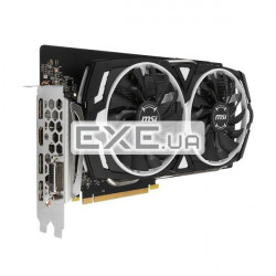 Видеокарта MSI GeForce GTX 1060 ARMOR 6G OCV1 (912-V328-028)