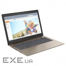 ноутбук 15M/ N4000/ 4/ 500/ Intel HD/ DOS/ Chocolate LENOVO IDEAPAD IdeaPad 330-15 81D1 (81D100H3RA)