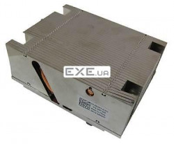 Радиатор Heatsink for PowerEdge R530 (412-AAGF)