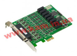 8 Port PCIe Board, w/ o Cable, RS-422/ 485, w/ Surge, w/ Isolation (CP-138E-A-I w/o cable)